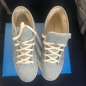 Zara sneakers size 8
